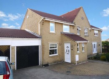 Thumbnail 3 bed semi-detached house to rent in Laneward Close, Shipley View, Derbyshire