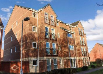 Thumbnail 2 bed flat for sale in Marigold Walk, Nuneaton