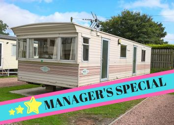 Thumbnail 2 bed lodge for sale in St Cyrus, Montrose