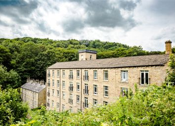 Thumbnail 2 bed flat for sale in Heritage Mills, Brook Lane, Golcar, Huddersfield