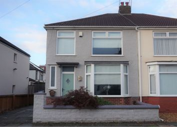 Thumbnail 3 bed semi-detached house for sale in Desford Road, Liverpool