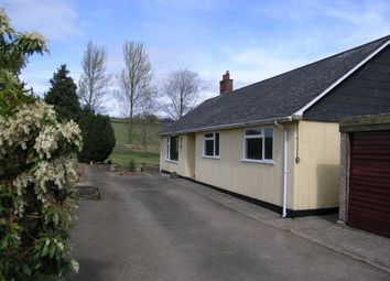 Thumbnail 3 bed bungalow for sale in Beguildy, Knighton