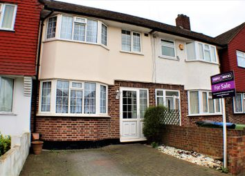 Thumbnail 3 bed terraced house for sale in Brookdene Road, London