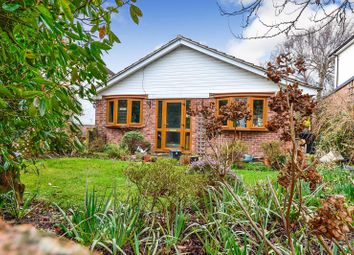 Thumbnail 2 bed detached bungalow for sale in Meads Road, Bexhill-On-Sea