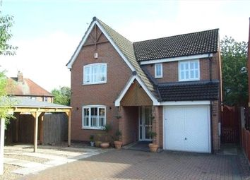 Thumbnail 4 bedroom detached house for sale in Castle Court, Heanor, Derbyshire