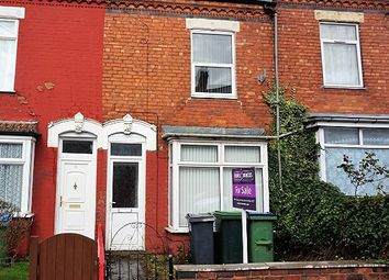 Thumbnail 3 bedroom terraced house for sale in Three Shires Oak Road, Smethwick