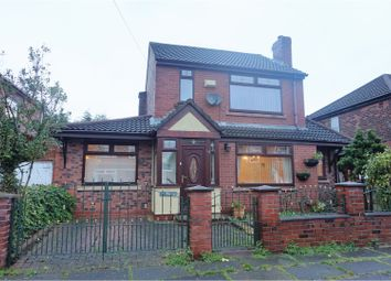 Thumbnail 3 bed detached house for sale in Nina Drive, Manchester