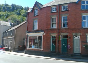 Thumbnail 3 bed end terrace house for sale in The Square, Corwen