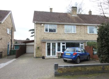 Thumbnail 3 bedroom semi-detached house for sale in Elmfield Drive, Cottingham
