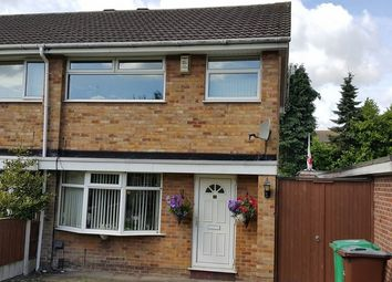 Thumbnail 3 bed detached house for sale in 1, Cross Dale Walk, Top Valley