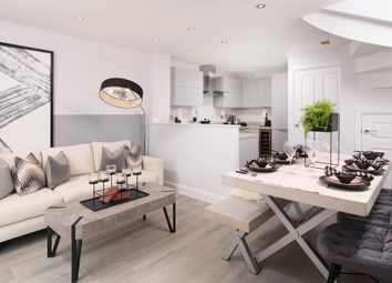 """Thumbnail 4 bedroom semi-detached house for sale in """"Kingsville"""" at Llantrisant Road, Capel Llanilltern, Cardiff"""