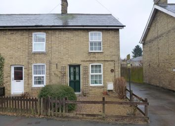 Thumbnail 2 bedroom cottage to rent in Station Road, Oak Cottages, Warboys