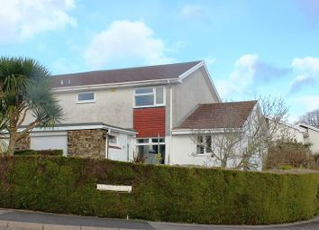 Thumbnail 5 bed semi-detached house for sale in Killyvarder Way, Boscoppa, St. Austell
