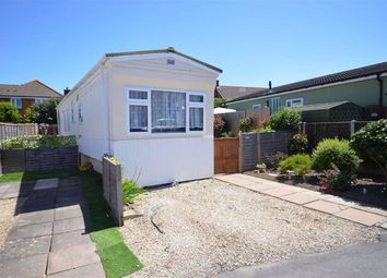 Thumbnail 2 bed mobile/park home for sale in Solent Road, Naish Estate, New Milton