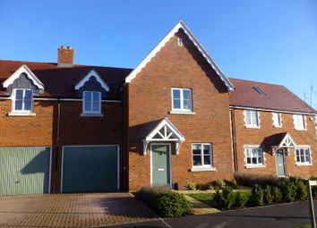 3 bed semi-detached house for sale in Vespasian Way, Bicester OX26