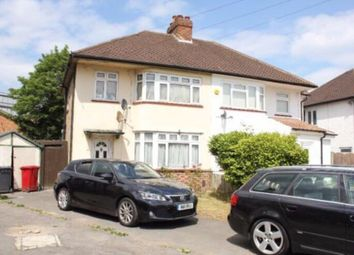 Thumbnail 3 bed semi-detached house to rent in Cranbourne Close, Cippenham, Slough