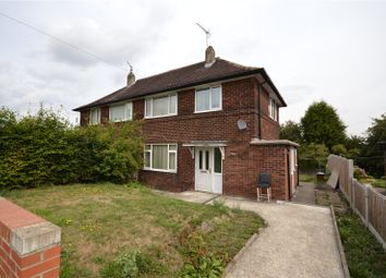 Thumbnail 3 bed semi-detached house for sale in Nesfield View, Leeds, West Yorkshire