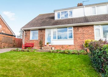 Thumbnail 3 bed semi-detached house for sale in Hillcrest Grove, Elwick, Hartlepool