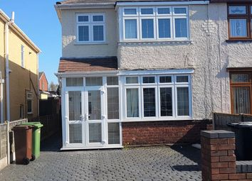 Thumbnail 3 bed semi-detached house to rent in Waite Road, Bilston