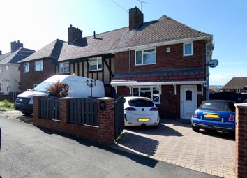 Thumbnail 3 bed end terrace house for sale in Norwood Crescent, Killamarsh, Sheffield