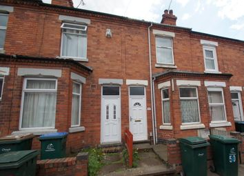 Thumbnail 2 bedroom terraced house to rent in King Edward Road, Upper Stoke, Coventry