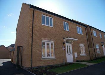 Thumbnail 4 bedroom terraced house to rent in Pinder Avenue, Gunthorpe