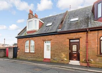 Thumbnail 3 bed terraced house for sale in Ailsa Street East, Girvan, South Ayrshire, Scotland
