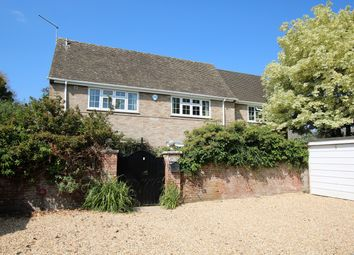 Thumbnail 3 bed detached house for sale in Manor Gardens, Ringwood