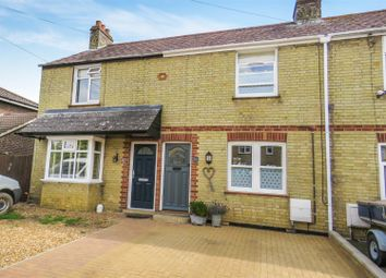 Thumbnail 2 bedroom terraced house for sale in Popes Lane, Warboys, Huntingdon