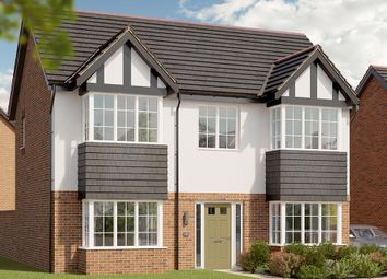 "Thumbnail 4 bed detached house for sale in ""The Tetbury"" at Berry Hill, Mansfield"