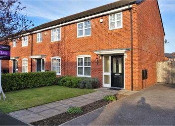 Thumbnail 3 bed semi-detached house for sale in Admiral Way, Hyde