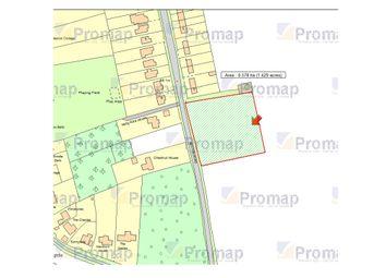 Thumbnail Land for sale in Necton Road, Little Dunham, King's Lynn