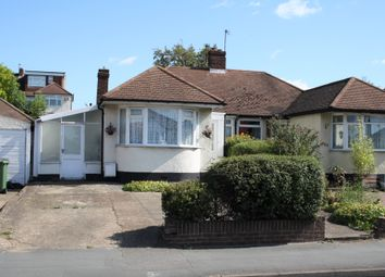 2 bed semi-detached bungalow for sale in Kingston Road, Ewell, Epsom KT19