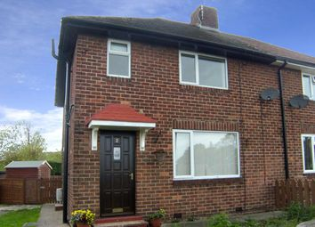 Thumbnail 3 bedroom semi-detached house to rent in Balmoral Road, Ripon, North Yorkshire