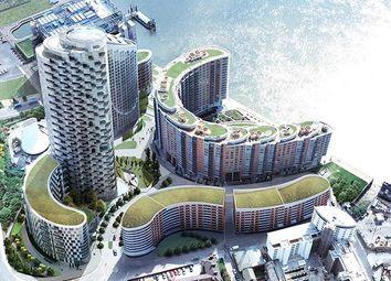 Thumbnail 2 bed flat for sale in New Propvidence Wharf, 1 Fairmount Avenue, Blackwall, Canary Wharf, London
