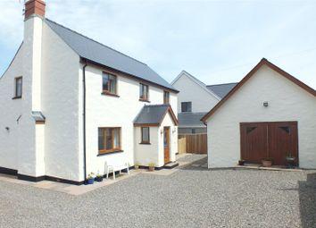 Thumbnail 4 bed detached house for sale in Jabel Cottage, St. Twynnells, Pembroke, Pembrokeshire