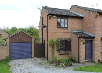 Thumbnail 2 bed semi-detached house to rent in Mill Holme, South Normanton, Alfreton, Derbyshire