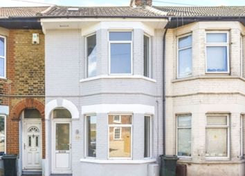 Thumbnail 4 bed terraced house for sale in Marine Parade, Sheerness