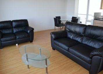 Thumbnail 2 bed flat to rent in Xq7, Taylorson Street South, Salford Quays