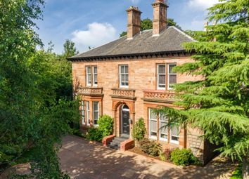 Thumbnail 5 bed detached house for sale in The Old Manse, Fairyknowe Gardens, Bothwell, Glasgow