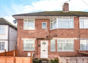 Thumbnail 2 bedroom maisonette for sale in Windsor Close, Northwood, Middlesex