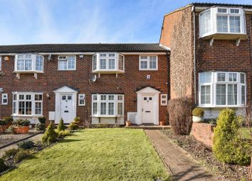 Thumbnail 3 bed terraced house to rent in Cygnet Close, Northwood