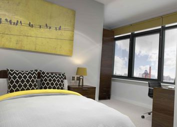 Thumbnail 1 bedroom flat for sale in Skerton Road, Manchester