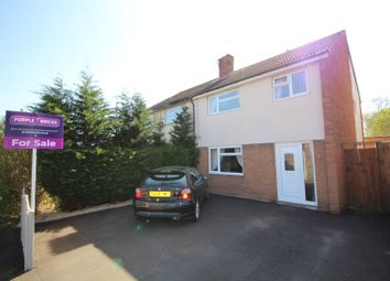 Thumbnail 3 bed semi-detached house for sale in Holmwood Avenue, Kidderminster