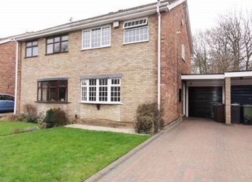Thumbnail 3 bed semi-detached house to rent in Corve Gardens, Wolverhampton