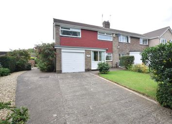 Thumbnail 3 bed semi-detached house for sale in St. Peters Avenue, Scunthorpe