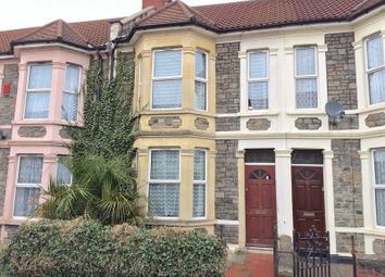 Thumbnail 3 bed terraced house for sale in Chelsea Park, Easton, Bristol