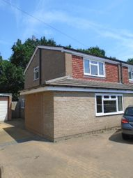 Thumbnail 3 bed semi-detached house to rent in Ashurst Road, Ash Vale, Aldershot