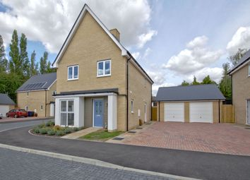 Thumbnail 4 bedroom detached house for sale in Old Boundary Close, Whittlesford, Cambridge