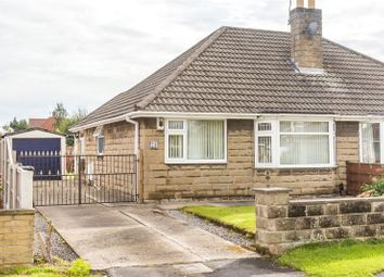Thumbnail 2 bedroom semi-detached bungalow for sale in Manor Park Road, York